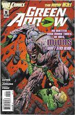 Green Arrow (New 52) #5 - VF/NM - Midas