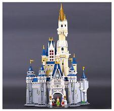 """Castello Disney Topolino Cenerentola Castle """"Lego Compatibile"""" 71040 16008"""