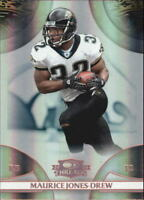 2008 Donruss Threads Football Insert/Parallel Singles (Pick Your Cards)