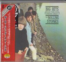 Rolling Stones - Big Hits / Big Hits Vol. 2 - US/JAPAN DIGIPAK HYBRID 2 SACD SET