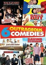 Outrageous Comedies: Walk Hard / Balls Out / American Crude / Saving Silverman
