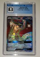 Pokemon Hidden Fates Shiny Noivern GX SV78 Secret Rare Holo CGC 8.5 (PSA/BGS)