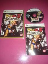 Dragon Ball Z Burst Limit   - XBOX 360 - PAL - complet