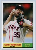 2018 Topps Throwback Thursday (Set 31) '61 BB Design #188 J. VERLANDER *PR 1172