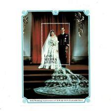 VINTAGE CLASSICS - Sierra Leone 953 - Queen Elizabeth - Souvenir Sheet - MNH