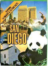 San Diego with Panda Souvenir Playing Cards