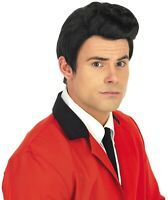 Adult Mens Red or Blue Teddy Boy Costume For Fancy Dress 1950s Party