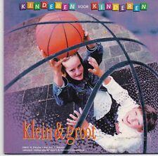 Kinderen voor Kinderen-Klein&Groot cd single