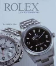 LIVRE/BOOK : MONTRE ROLEX (wristwatch,watch,horloge,vintage,collection)