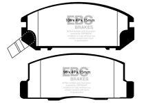 EBC Yellowstuff Rear Brake Pads for Toyota MR2 Mk2 2.0 Turbo (Import) (92 > 00)