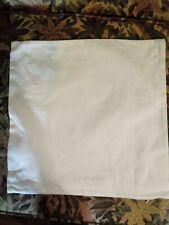 """White Throw Pillowcase  Pillow Cover, 16''x 16"""""""