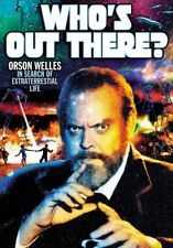 Who's Out There? NEW DVD