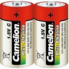 Piles/battery Alcaline plus Camélion C LR14 EXPEDITION FRANCE