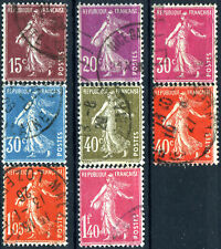 FRANCE N° 189/96 Oblitérés