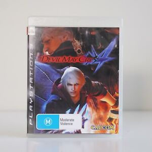 Devil May Cry 4 PS3 Playstation AUS PAL COMPLETE