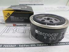 FILTRO OLIO RENAULT SUPER 5 1,4 TURBO TECNOCAR R430 ø EST 86 mm ALT 50 mm 20x1,5