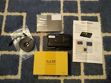 LTC Digital Universal Car HUD Head Up Display GPS Speedometer Overspeed Alarm
