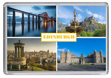 Edinburgh Fridge Magnet