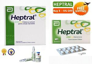 Heptral® Abbott (OTC product) for Liver Health - Free Shipping - SALE