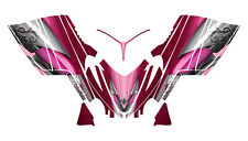 ARCTIC CAT M SERIES CROSSFIRE Wrap Graphics 2005 2011 kit #8800 Pink for Girls