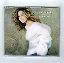 MAXI CD SINGLE (1 Track PROMO) LARA FABIAN NO BIG DEAL