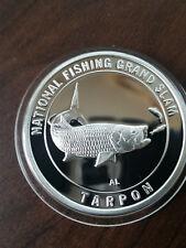 National Fishing Grand Slam Tarpon coin
