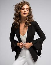 ⭐️⭐️⭐️ Bardot Bambi Blazer/ Jacket in Black - Size 12 *BNWT* RRP: $139.99