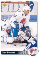 1992-93 Upper Deck Hockey #501 - 640 - Finish Your Set  *GOTBASEBALLCARDS