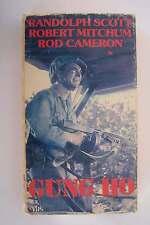 Gung Ho! 1943 WWII VHS Video Tape Randolph Scott Robert Mitchum