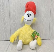 "Kohl's Cares Kohls Sam I Am Samiam Stuffed Plush Stuffed Tags New 21"" Dr Seuss"