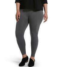 HUE Plus Size Seamless Leggings Hosiery - Women's