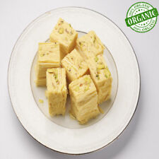 100% Pure Handmade Sohan Papdi/ Indian Sweets pack of 200grams/ 7.05 Oz.