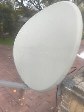 Satellite dish cover Direct TV Stops snow and ice prevents signal loss