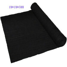 Air Conditioner Activated Carbon Purifier Pre Filter Fabric 1m*1m 5mm