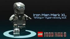 Old Photo. Toy Lego Iron Men XL Shotgun Hypervelocity Suit