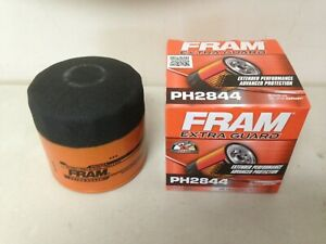 Fram PH2844 Oil Filter fits 1726450 PH2820A P550210 7233014 L20081 51410 AM39653