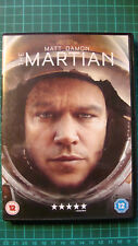 The Martian DVD (2016) Matt Damon Ridley Scott