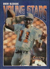 1993 Select Young Stars Football Card #8 Drew Bledsoe