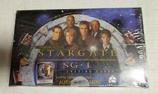 2001 Stargate Sg-1 Premiere Season 1-3 Factory sealed card box #0010,1 autograph