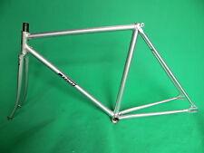 Rap Silver Keirin Frame Track Bike Fixed Gear Single Speed Pista