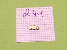 0,050g  Alaska Yukon GOLD NUGGET Gold Nuggets! #241 Barren Goldnugget Münze Coin