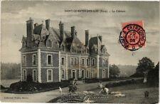CPA Saint-Quentin-des-Iles - Le Chateau (163665)