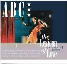ABC-LEXICON OF LOVE -DELUXE--CD (2) MERCURY LIKE NEW / RARE 2004 MADE IN THE EU