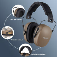 Hearing Protection Ear Muffs for Shooting Hunting Noise Reduction Safety Sports