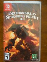 Oddworld: Stranger's Wrath for Nintendo Switch [New Video Game] Factory Sealed!!