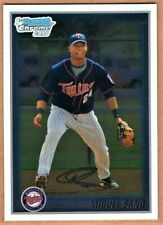 MIGUEL SANO - 2010 BOWMAN CHROME PROSPECTS RC