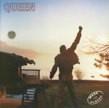 Queen Picture Disc 33RPM Speed Rock LP Records