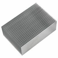 Large Aluminum Heatsink Heat Sink Radiator Cooling Fin for IC LED Power Amp P9T4