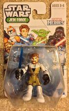 Playskool Heroes 2012 Obi-Wan Kenobi Star Wars Jedi Force & 2008 The Punisher