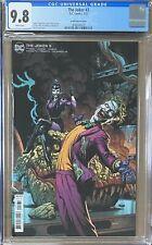 The Joker #3 Frank Variant CGC 9.8